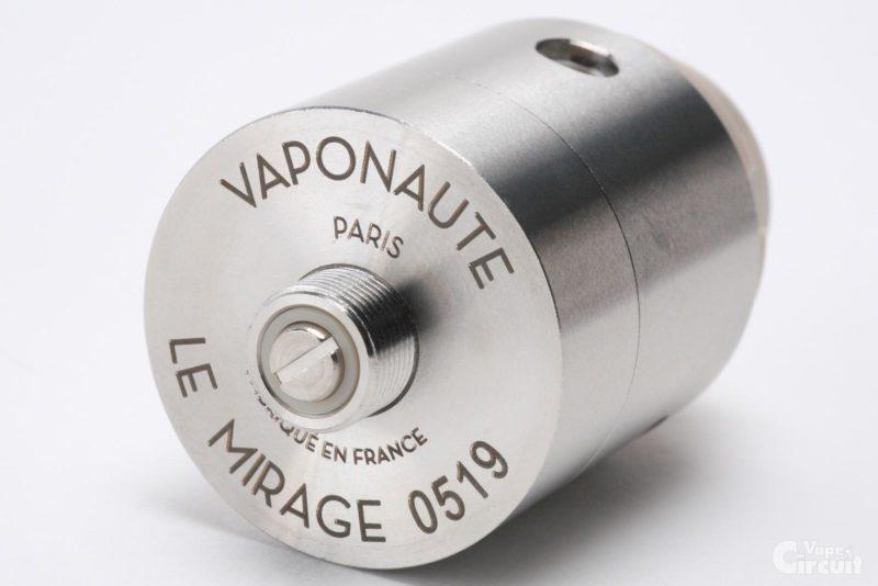 【アトマイザー RDTA】「Le Mirage」 (VAPONAUTE)レビュー その2 詳細写真