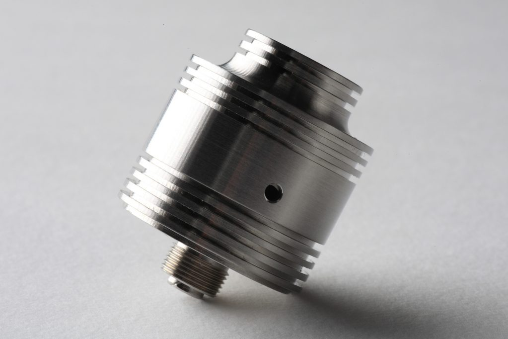 【アトマイザー RDA】「Nectar Micro-Steel (AmerPoint)レビュー