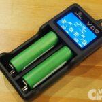 リチウム電池用充電器 [ VC2 ] (XTAR) レビュー