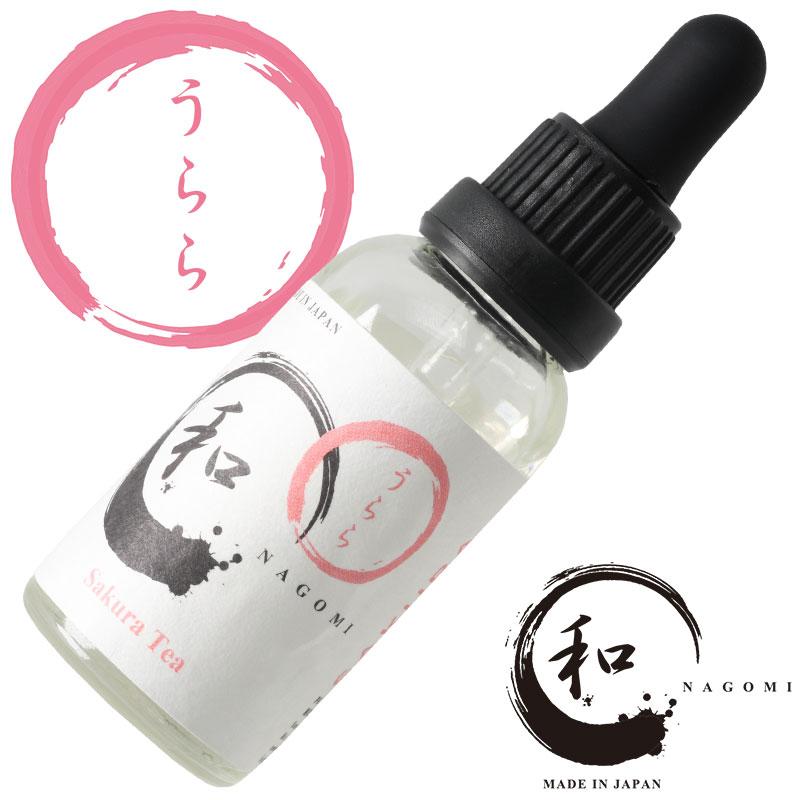 【リキッド】Sakura Tea (BI-SO) レビュー