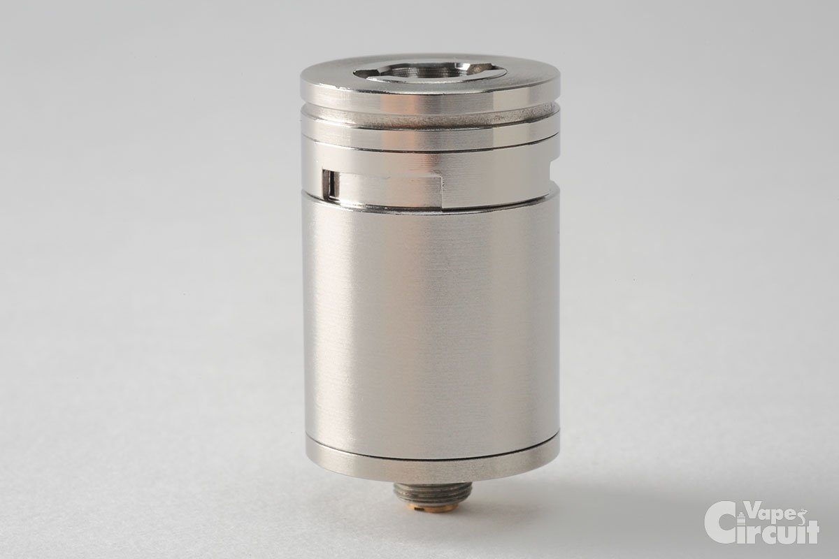 「Immortalizer Plus RDA」(ChiefVapors)  レビュー