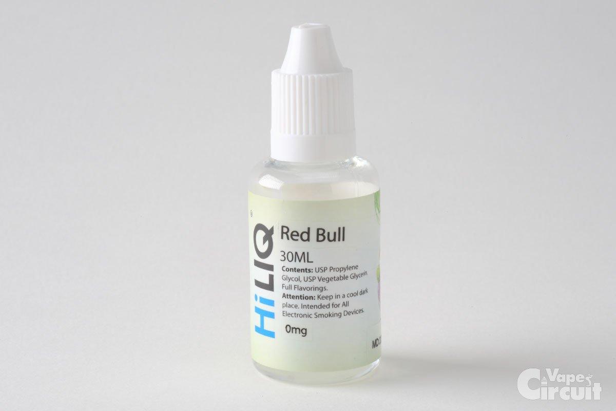 【リキッド】RED BULL (HiLIQ) レビュー