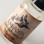 【リキッド】Medusa(Ambrosia Eliquids)レビュー