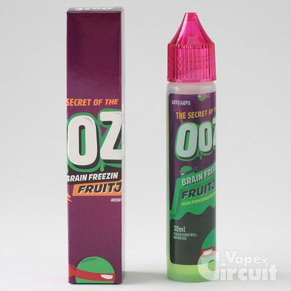 【リキッド】OOZE (Indo Vape) レビュー