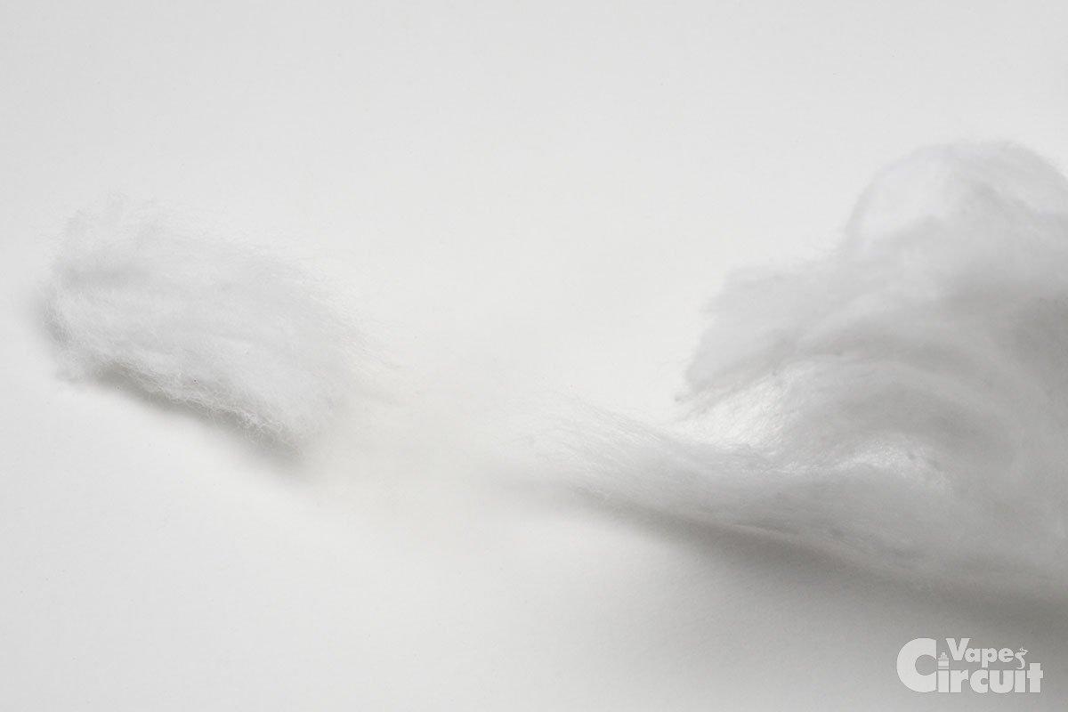 Native Wicks Platinumblend Atomix Cotton Luxury Organic Vape Not Bacon