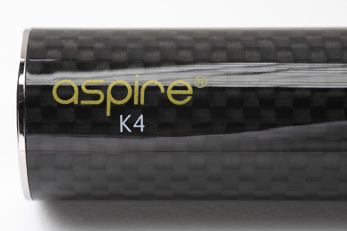 【スターターキット】K4 Quick Start Kit (Aspire) 爆煙スターターキッド レビュー
