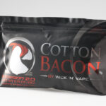 【コットン】Cotton Bacon V2.0 コットンベーコン  (Wick 'n' Vape)  レビュー
