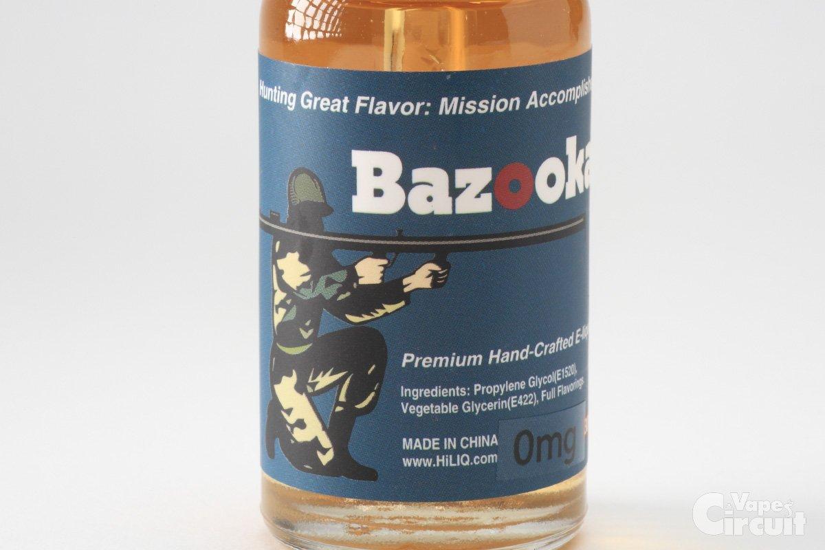 【リキッド】Bazooka バズーカ (HiLIQ Premium ショップ限定) レビュー