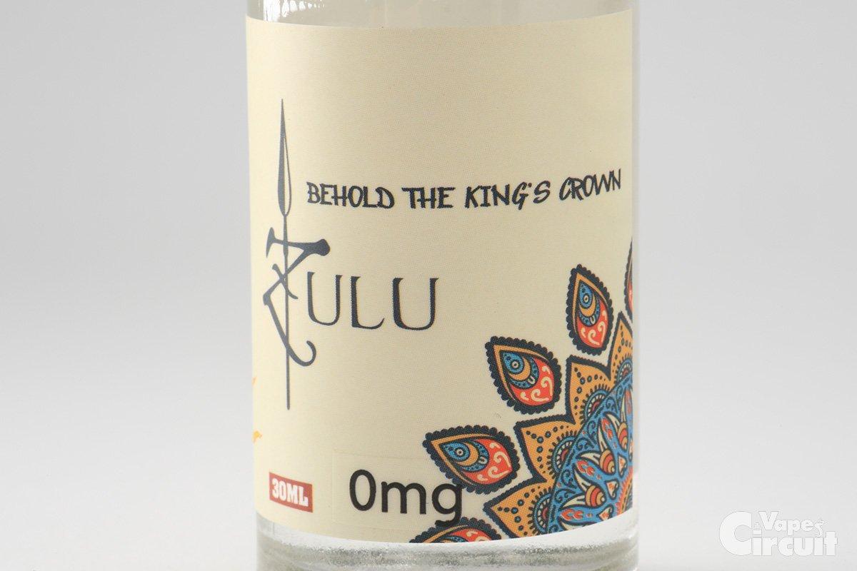 【リキッド】ZULU ズールー (HiLIQ Premium ショップ限定) レビュー