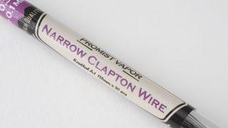 【ワイヤー】NARROW CLAPTON WIRE ナロークラプトンワイヤー (PROMIST VAPER)  レビュー