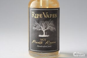 【リキッド】VCT Private Reserve (RIPE VAPES)レビュー
