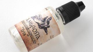 【リキッド】Iris「イリス」 (Ambrosia Premium liquid アンブロシア) レビュー