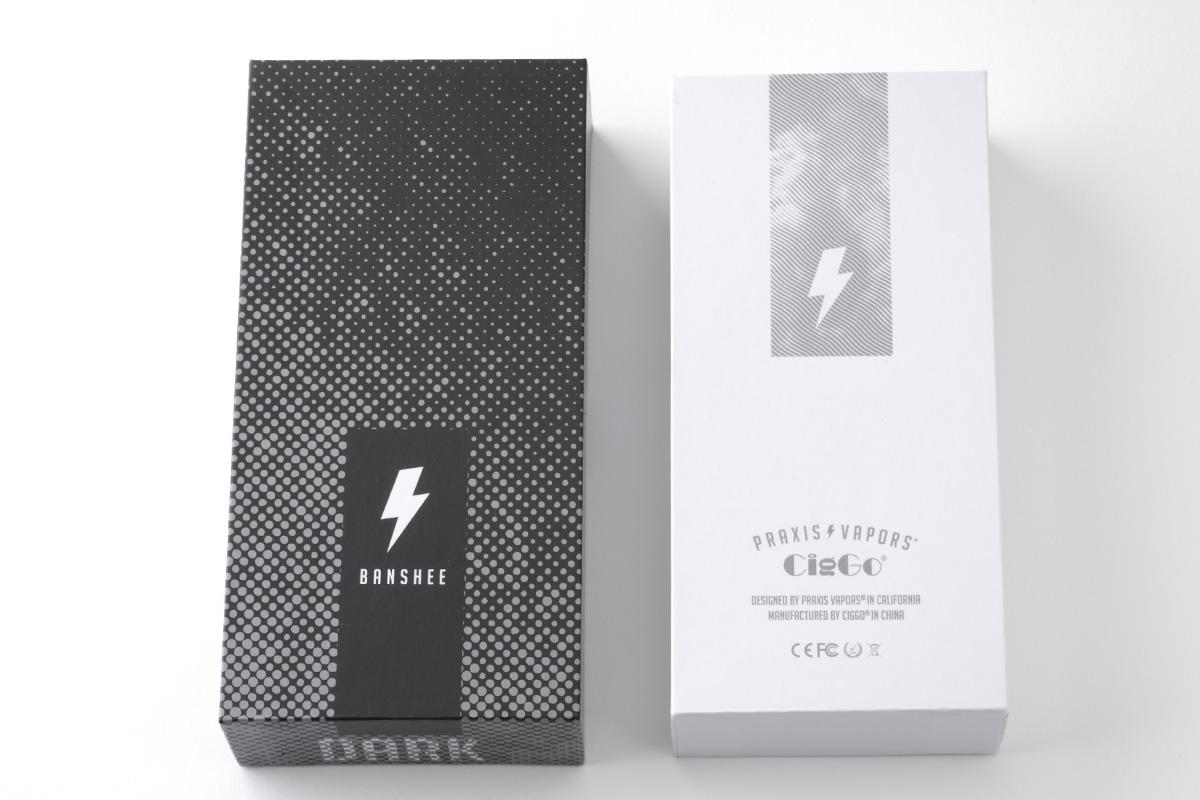 【Giveaway】【テクニカルMOD】banshee「バンシー」(Praxis Vapors)レビュー