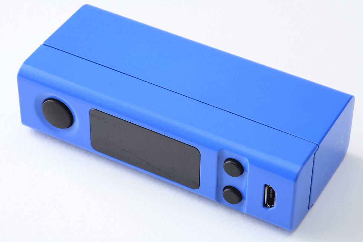 【スターターキッド】eVic VTC Dual with ULTIMO 「イービックVTCデュアル」(Joyetech ジョイテック) レビュー