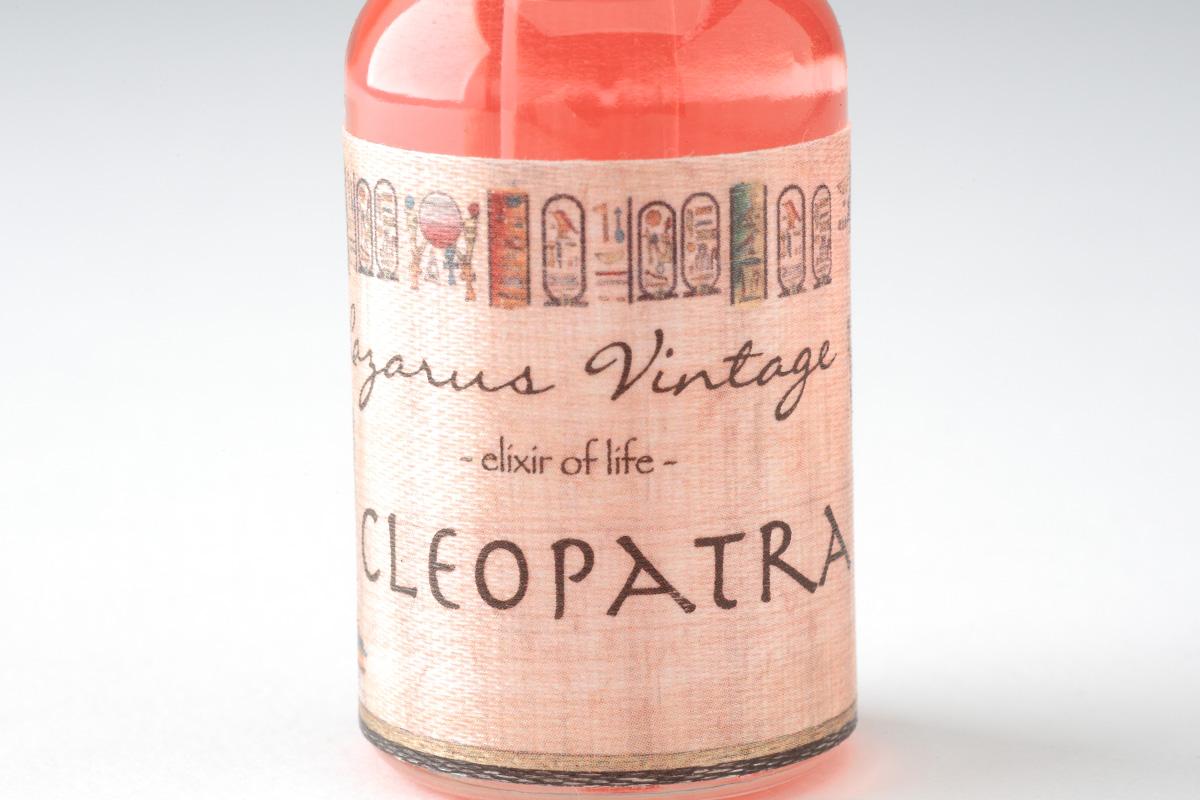 【リキッド】VALLEY OF THE KINGS Cleopatra 「クレオパトラ」 (Lazarus Vintage) レビュー