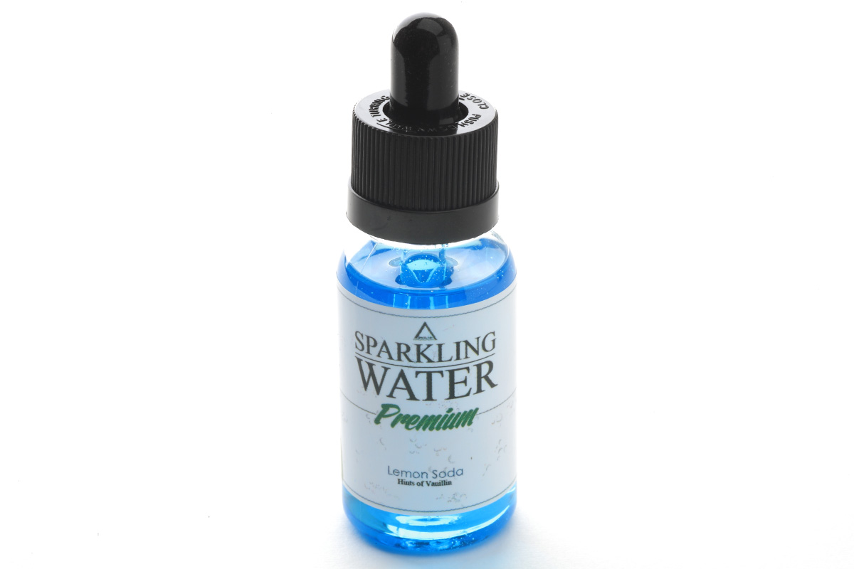 【リキッド】SPARKRING WATER LemonSoda「スパークリングウォーター」 (PANDEMIC) レビュー