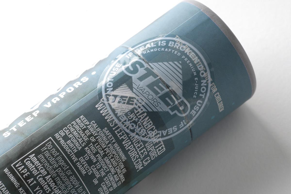 【リキッド】Ice Cola「アイスコーラ」 (STEEP VAPORS ) レビュー