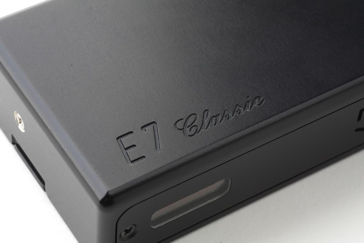 【テクニカルMOD】E7 Classic (SUNBOX サンボックス) レビュー