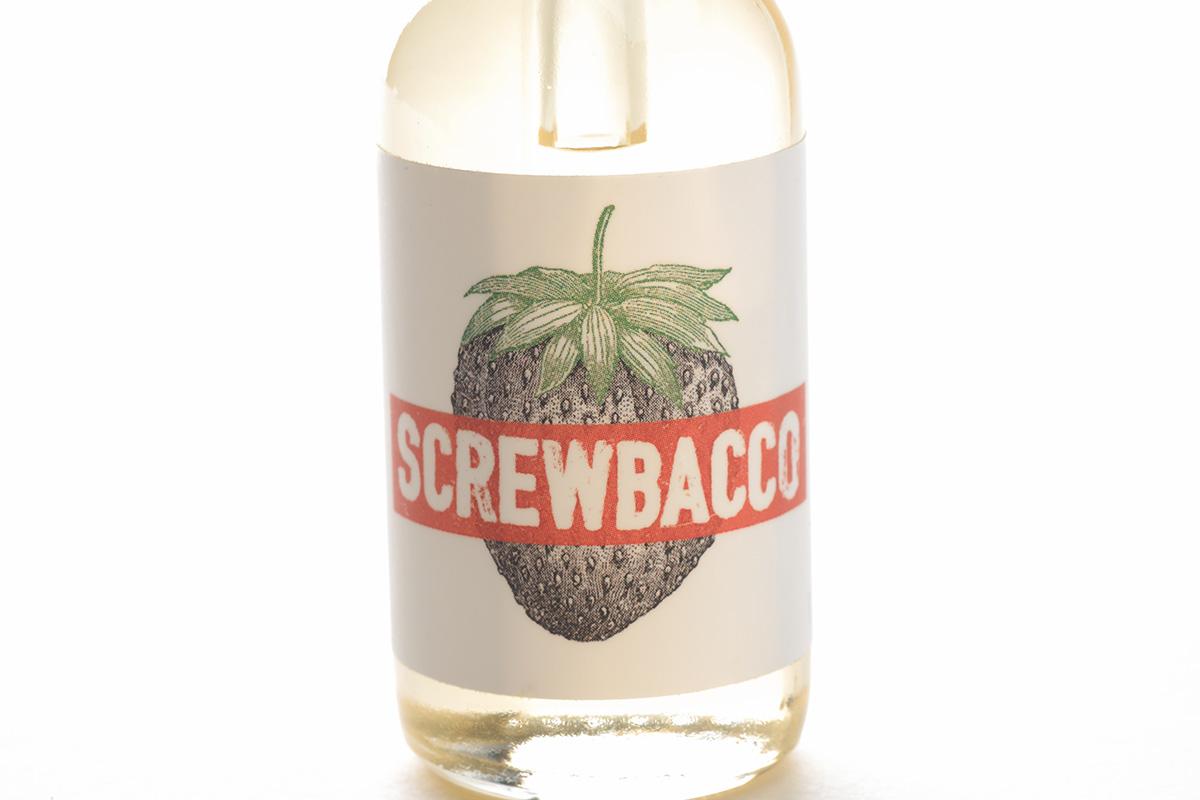 【リキッド】Screwbacco 「スクリューバッコ」 (The Steam Factory) レビュー