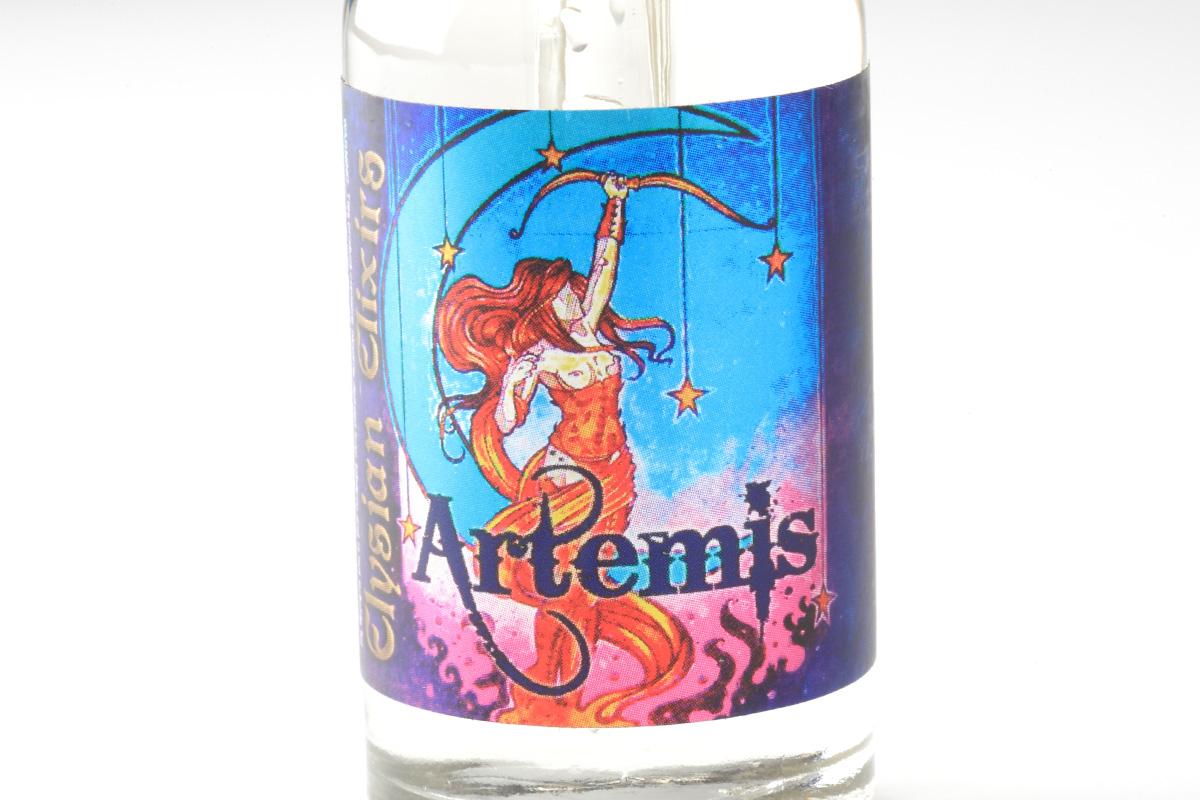 【リキッド】Artemis「アルテミス」 (ELYSIAN ELIXIRS エリシアン・エリクサーズ) レビュー
