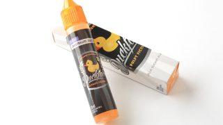 【リキッド】Duckface Orange Country「ダックフェイス・オレンジ・カントリー」 (Forbidden Juice) レビュー