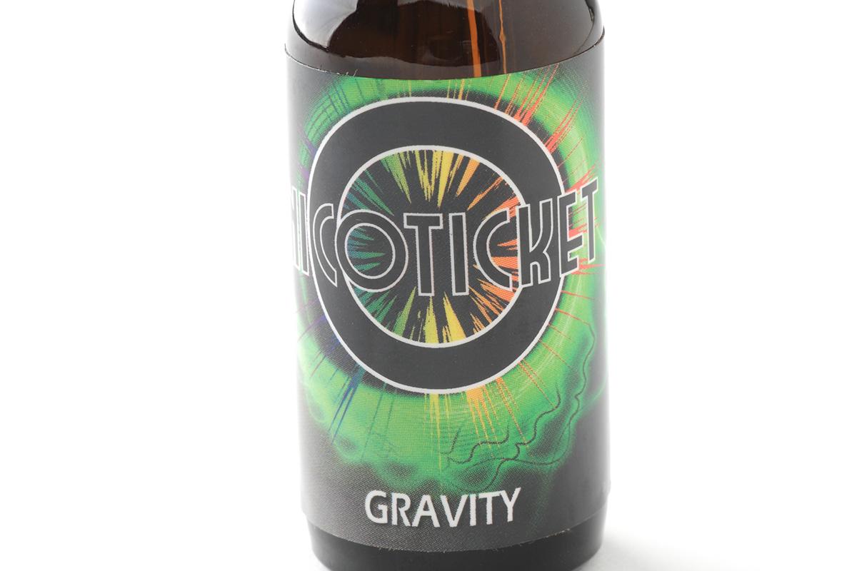 【リキッド】Gravity「グラビティ」 (NICOTICKET ニコチケット) レビュー