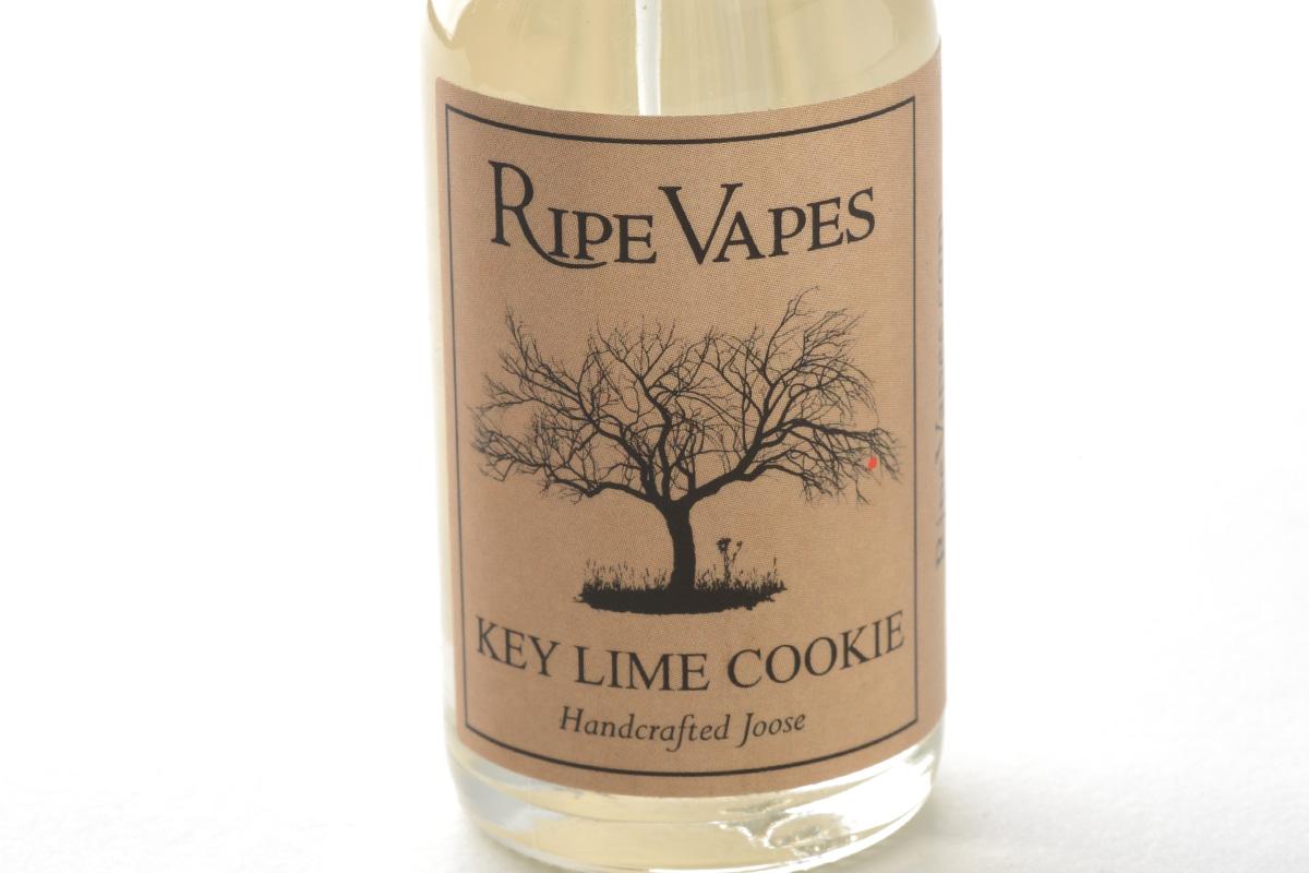 【リキッド】Key Lime Cookie「キー・ライム・クッキー」 (Ripe Vapes) レビュー