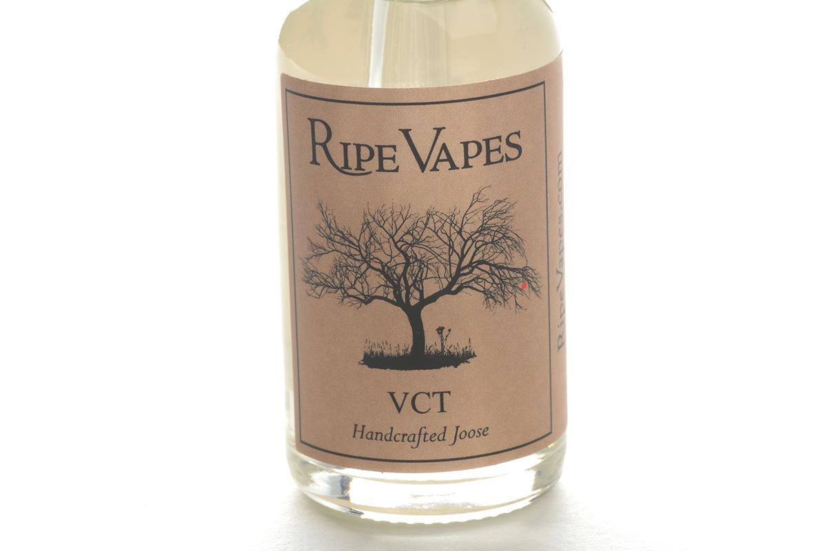 【リキッド】VCT「ブイシーティー」 (RIPE VAPEライプ ベイプス) レビュー