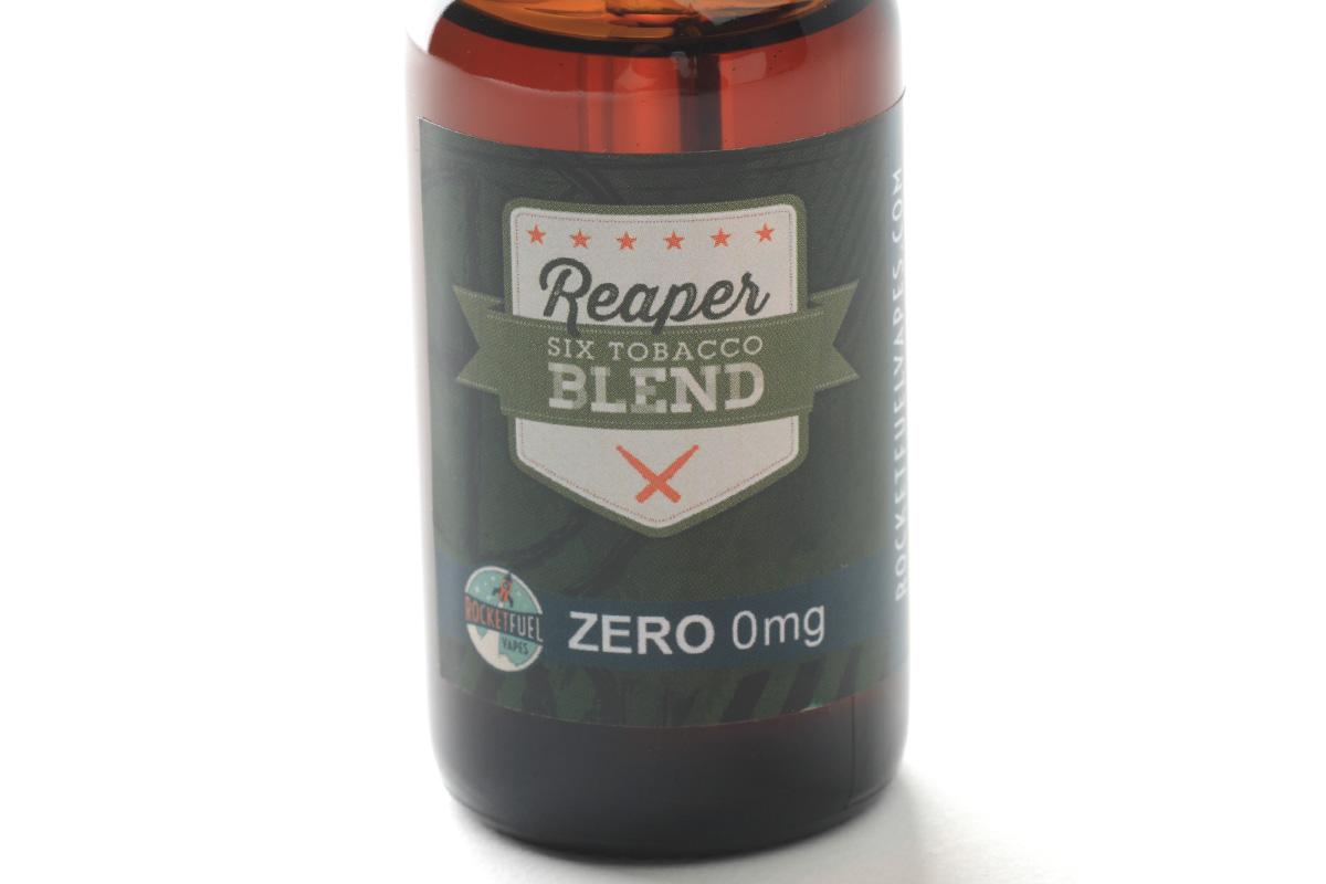 【リキッド】Reaper Blend「リーパーブレンド」 (Rocket Fuel Vapes ロケットヒューエルベーパーズ) レビュー