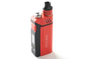 【スターターキット】200W IJOY RDTA BOX Full Kit (IJOY) レビュー