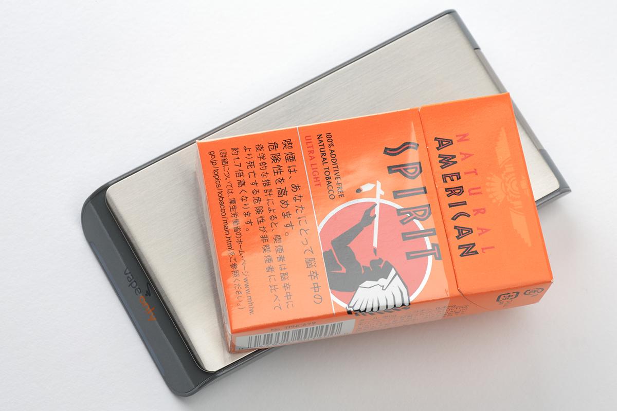 【スターターキット】MALLE PCC Kit「マール」(VapeOnly ベイプオンリー) レビュー