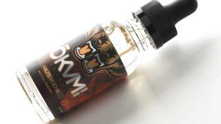 【リキッド】Haute Mocha「ハウト モカ」 (OKVMI Brand オオカミブレンド) レビュー