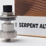 【アトマイザー】Serpent Alto RTA「サーペントアルト」(Wotofo ウォトフォ) 味重視?ヒット商品Serpent Miniの後継機 ! レビュー