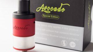 【アトマイザー】Avocado 22 Special Edition「アボカド22スペシャルエディション」 (GeekVape ギークベープ) レビュー