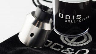 【アトマイザー】O-atty (Odis Collection & Design) レビュー