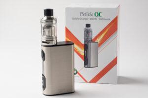【スターターキット】Eleaf iStick QC 200W with MELO 300 Kit「アイスティック・キューシー・キッド」 (Eleaf/イーリーフ) レビュー