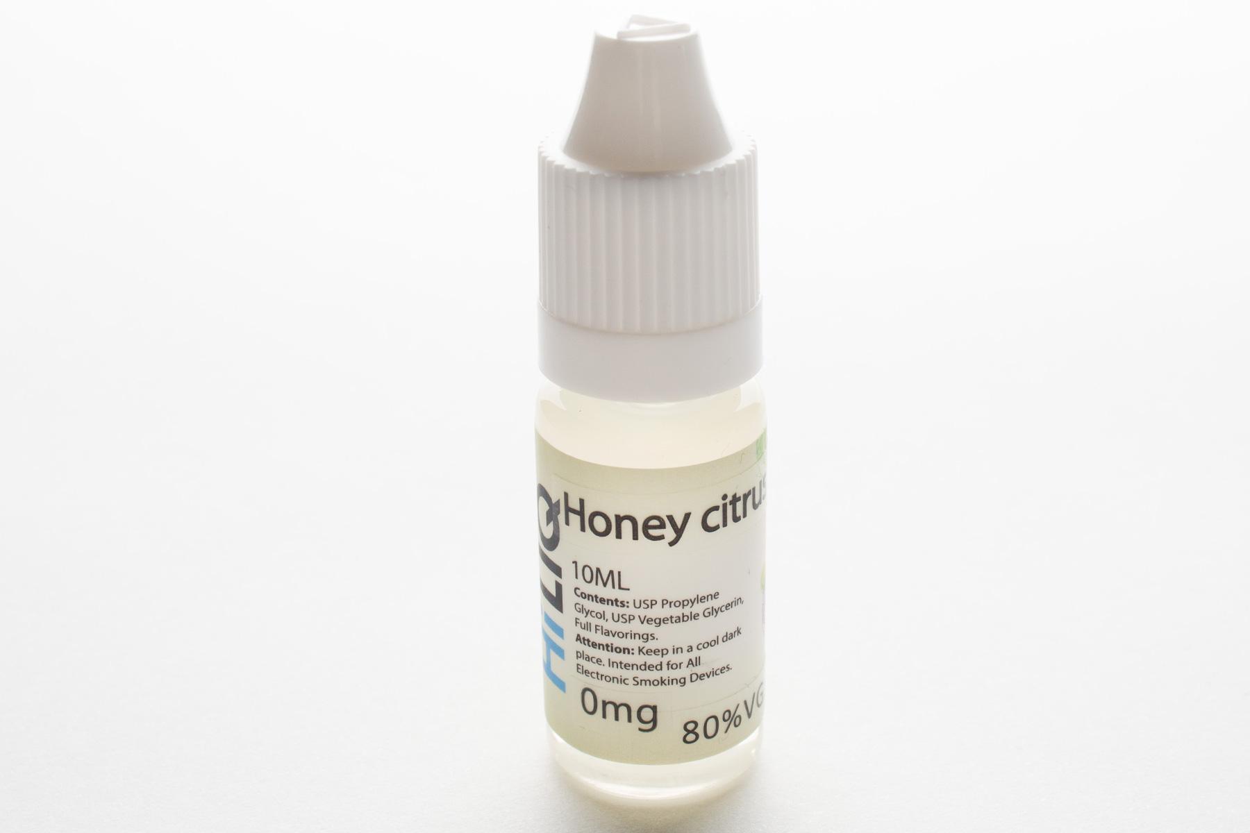 【リキッド】Honey Citrus「ハニーシトラス」 (HiLIQ ハイリク) レビュー
