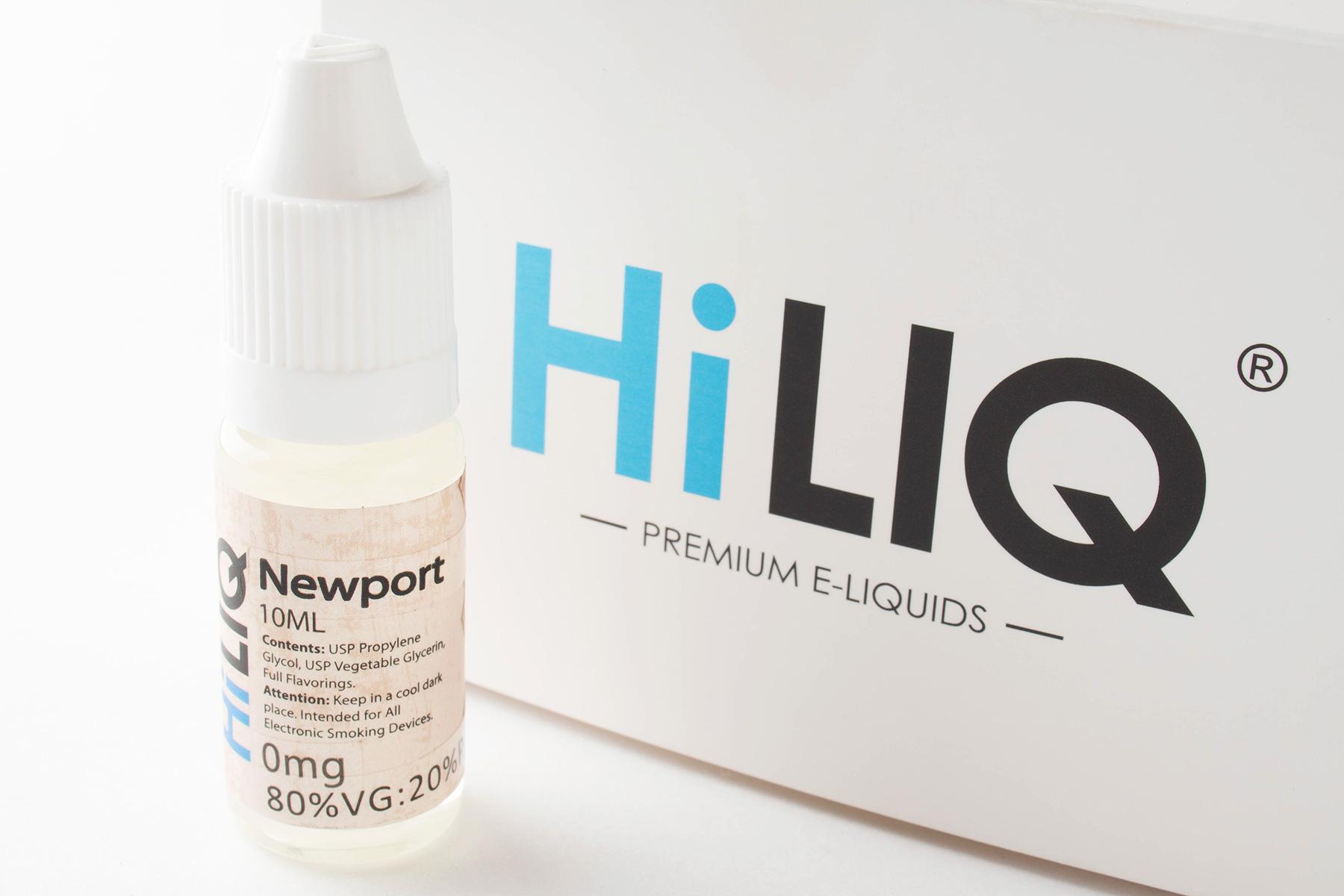 【リキッド】Newport「ニューポート」 (HiLIQ/ハイリク) レビュー