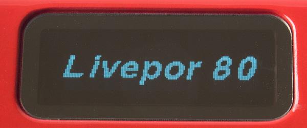 【スターターキット】Livepor 80 VTC (Yosta/ヨースタ)レビュー