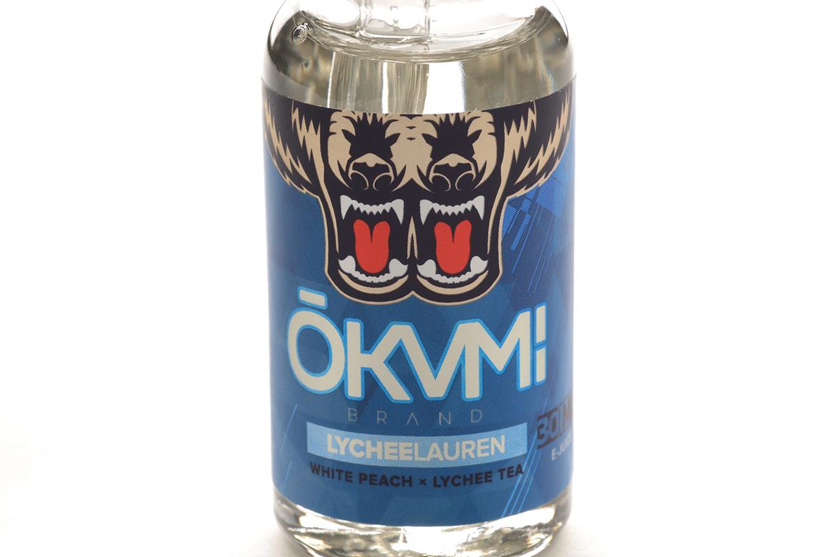 【リキッド】Lychee Lauren「ライチ ローレン」 (OKVMI Brand オオカミブレンド) レビュー