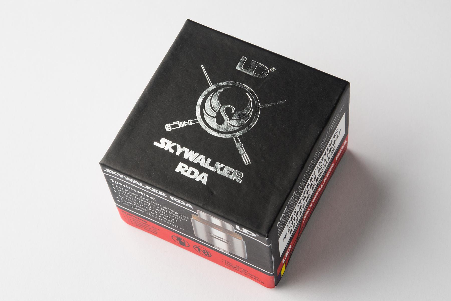 【アトマイザー】Skywalker RDA「スカイウォーカーRDA」 (UD) レビュー