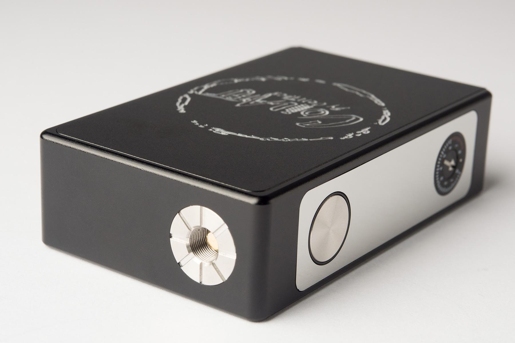 【スターターキット】MAGE BOX TRICKER KIT BLACK「メイジボックス・トリッカーキット ブラック」(CoilART/コイルアート) レビュー