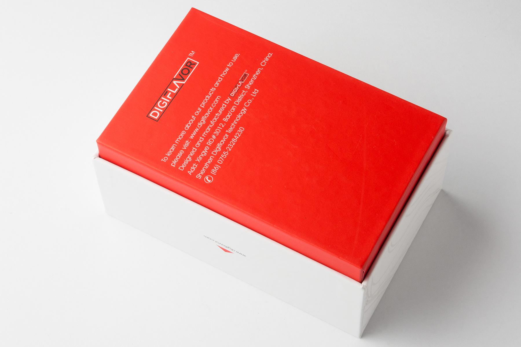 【スターターキット】UBOX Sterter Kit「ユーボックス」(DIGIFLAVOR/デジフレーバー) レビュー