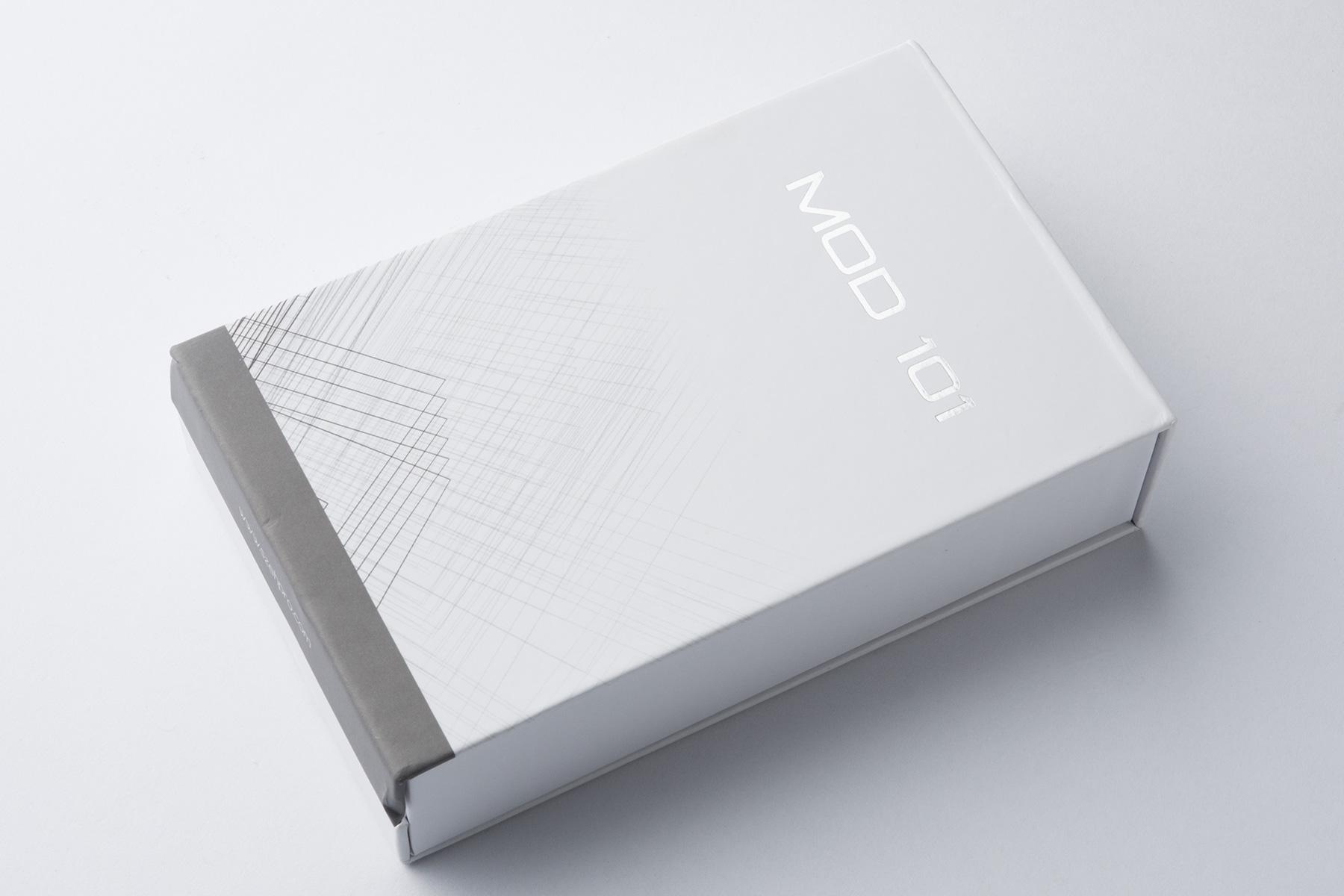 【テクニカルMOD】MOD101 50W Box Mod 「モッド101」 (EHPRO)レビュー
