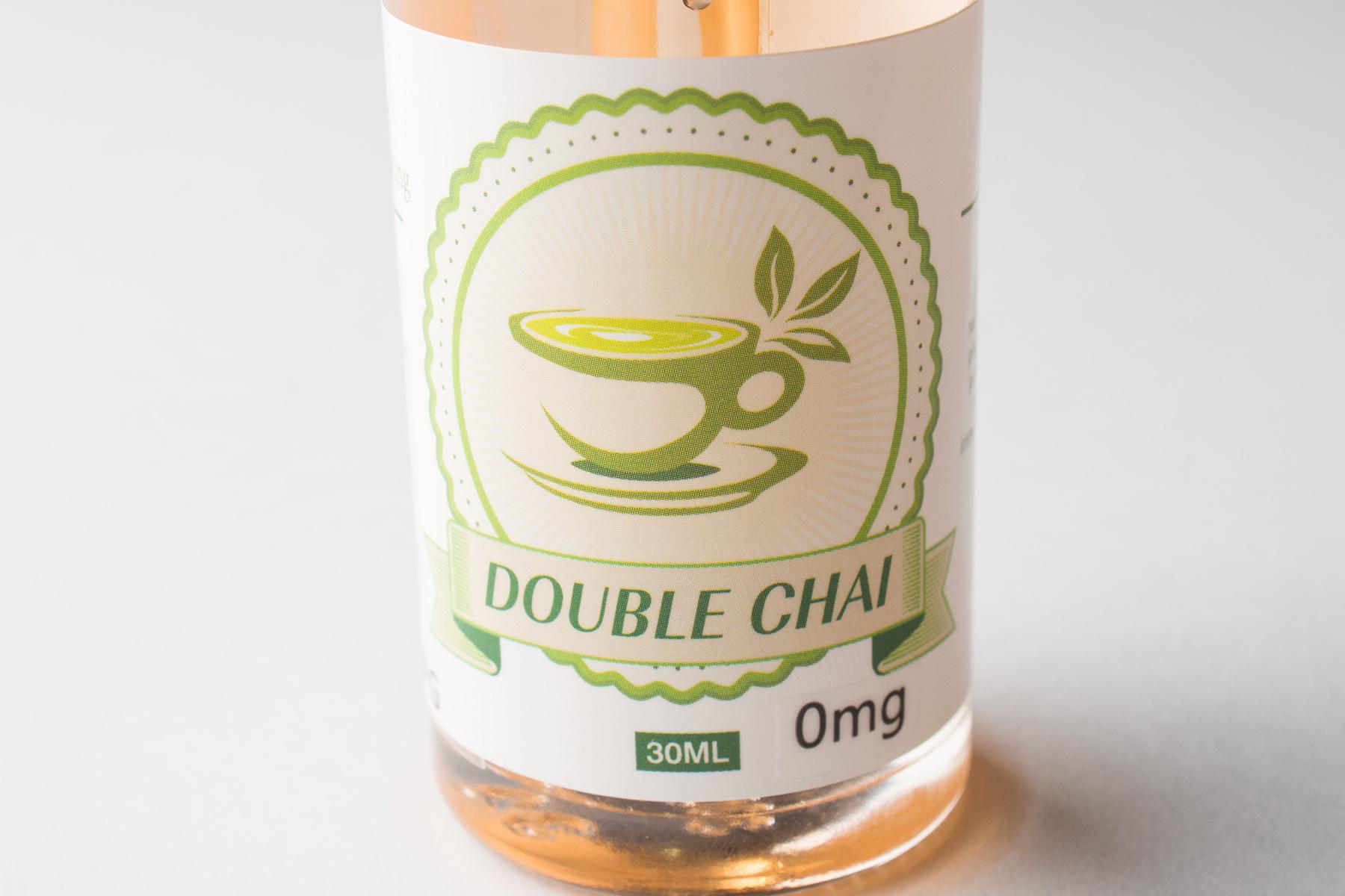 【リキッド】Double chai「ダブルチャイ」 (HiLIQ Premium/ハイリクプレミアム) レビュー