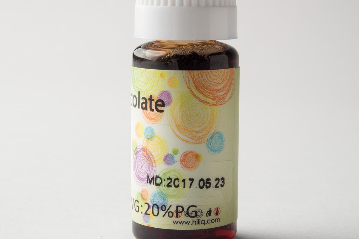 【リキッド】Black Chocolate「ブラックチョコレート」(HiLIQ/ハイリク) レビュー