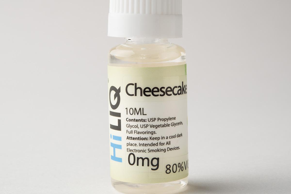 【リキッド】Cheesecake「チーズケーキ」(HiLIQ/ハイリク) レビュー