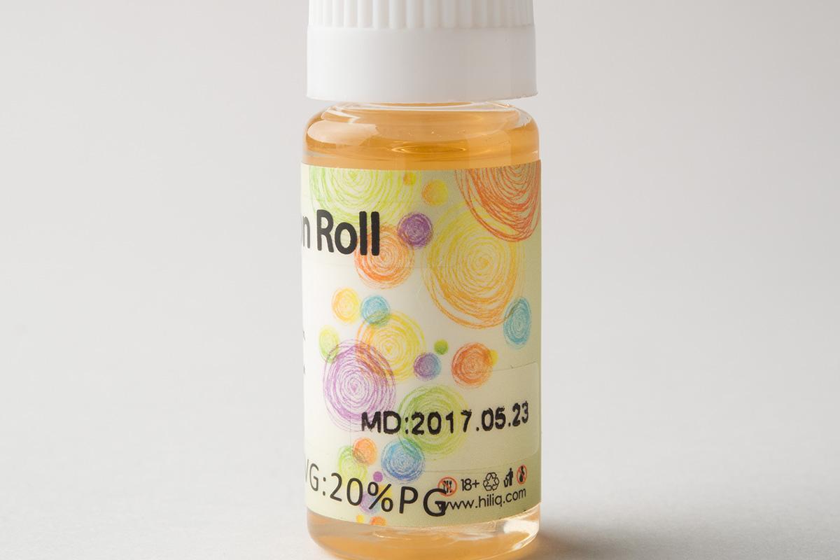 【リキッド】Cinnamon Roll「シナモンロール」(HiLIQ/ハイリク) レビュー