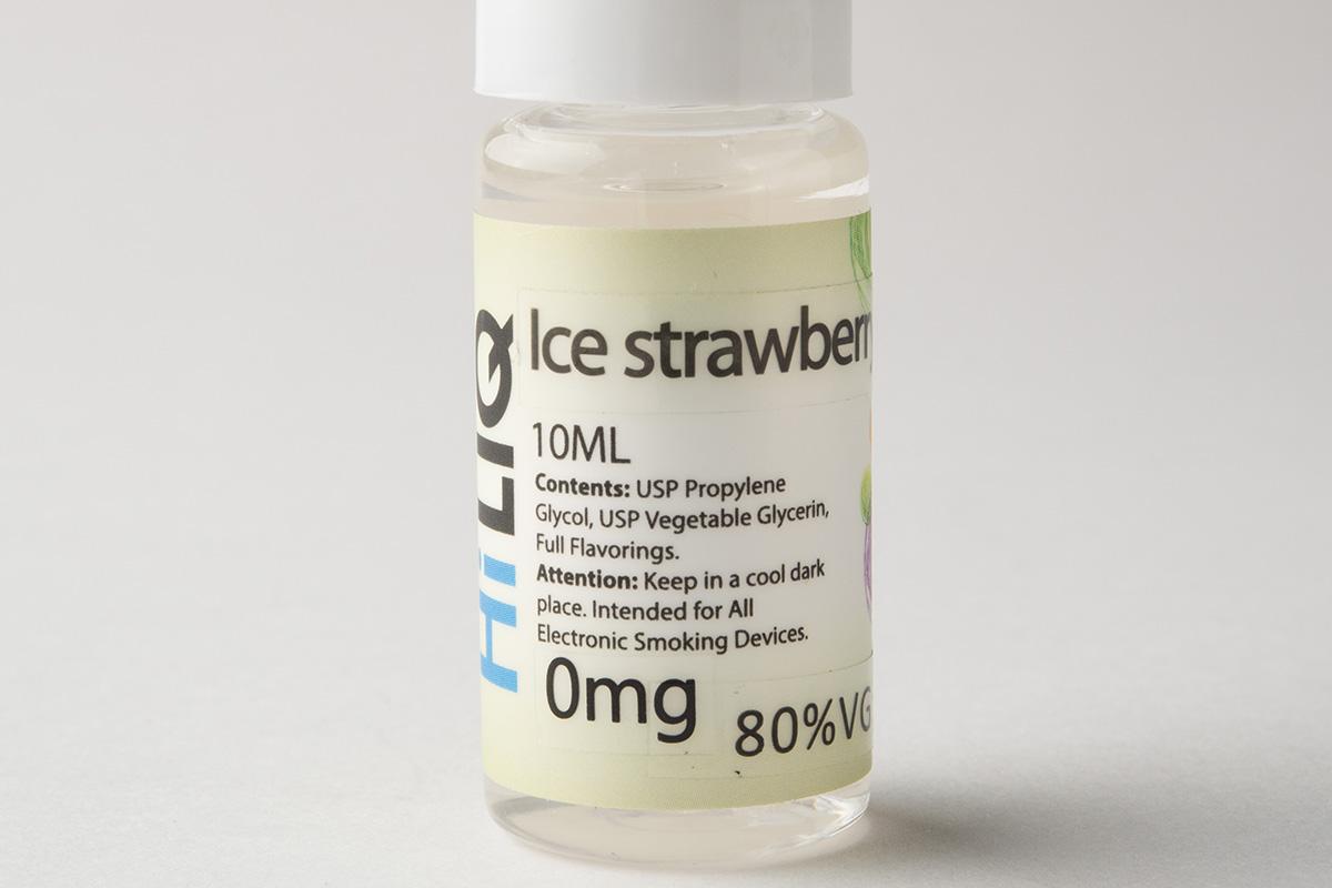 【リキッド】Ice Strawberry「アイスストロベリー」(HiLIQ/ハイリク) レビュー