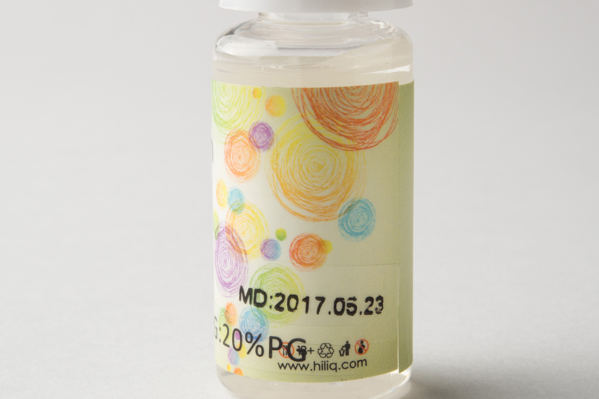 【リキッド】 Milky Melon「ミルキーメロン」(HiLIQ/ハイリク) レビュー